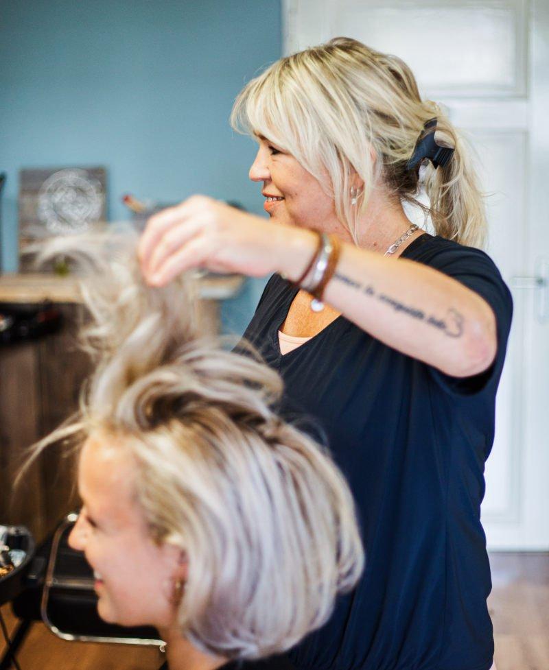 Irene - Over mij - Body en HairShop - foto van Carola Doornbos Fotografie